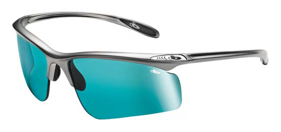 Bolle Warrant Designer Sunglasses with Competivision Gun Lenses