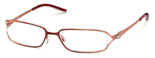 Just Cavalli Prescription Glasses, JC 0057 (Sarah Palin look-a-like glasses)