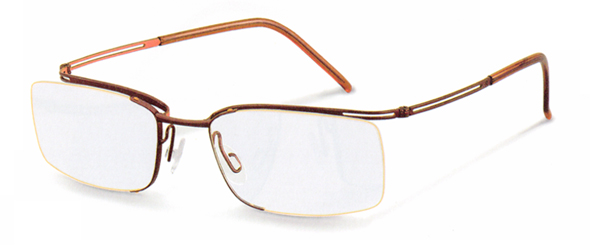 Rodenstock Prescription Glasses, R4757-S2 (Sarah Palin like glasses)
