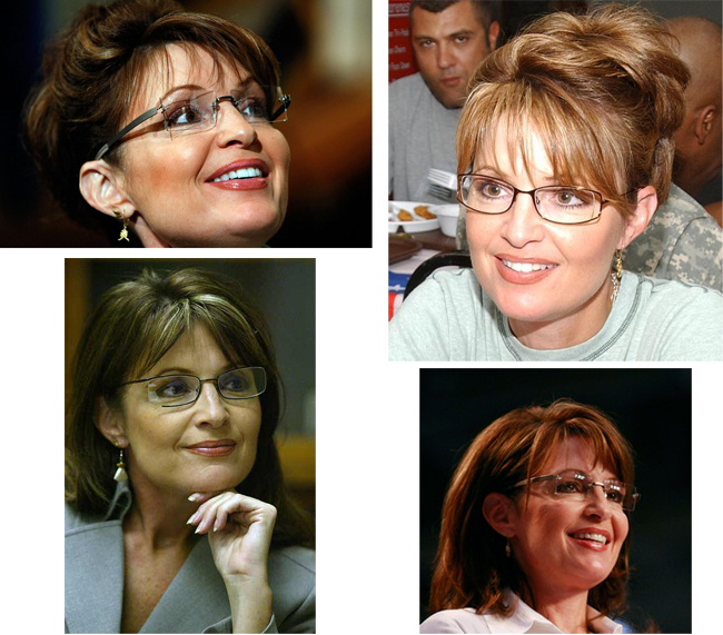 Sarah Palin: She's in Fashion