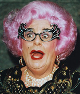 Dame Edna Glasses / Sunglasses