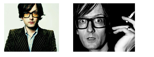 Jarvis Cocker Glasses