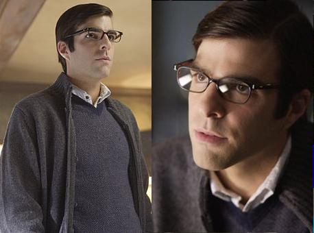 Sylar - Gabriel Gray in glasses (Selectspecs.com)