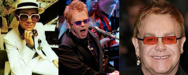 Elton John Glasses / Sunglasses