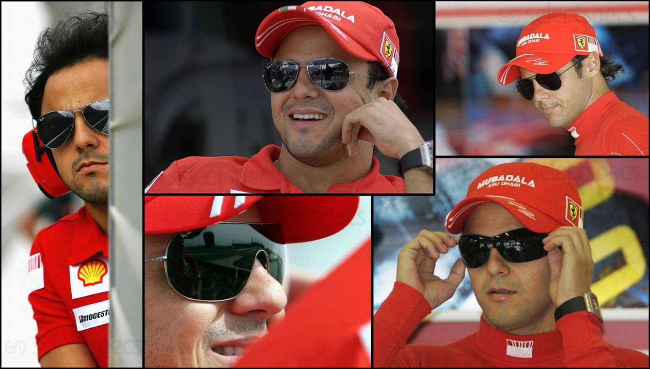 Felipe Massa Sunglasses