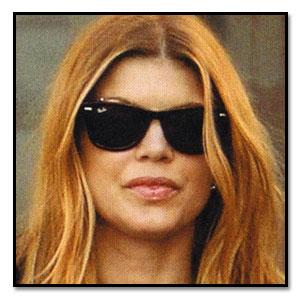 Fergie Wayfarer Sunglasses
