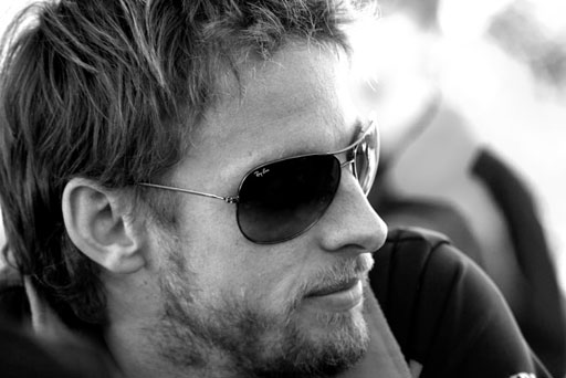 Jenson Button Ray-Ban Sunglasses