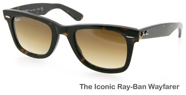 The Ray-Ban Wayfarer