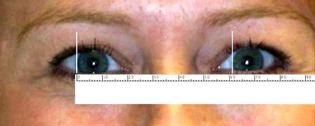 Pupillary Distance - PD Measurement