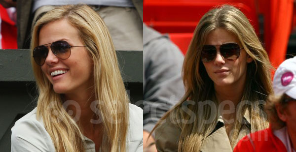 andy roddick wife pictures. Andy Roddick#39;s Wife Brooklyn