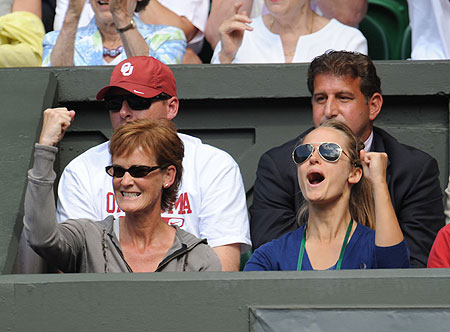 Andy Murray's Mother, Judy Murray