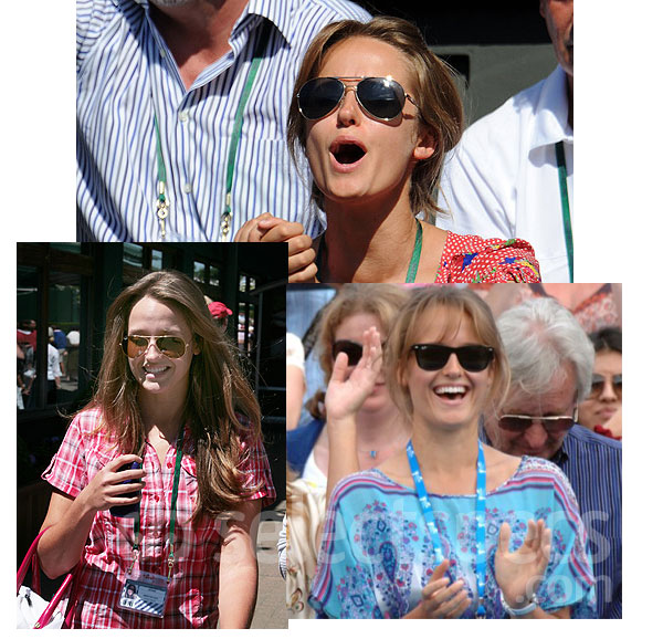 Andy Murrays Girlfriend, Kim Sears