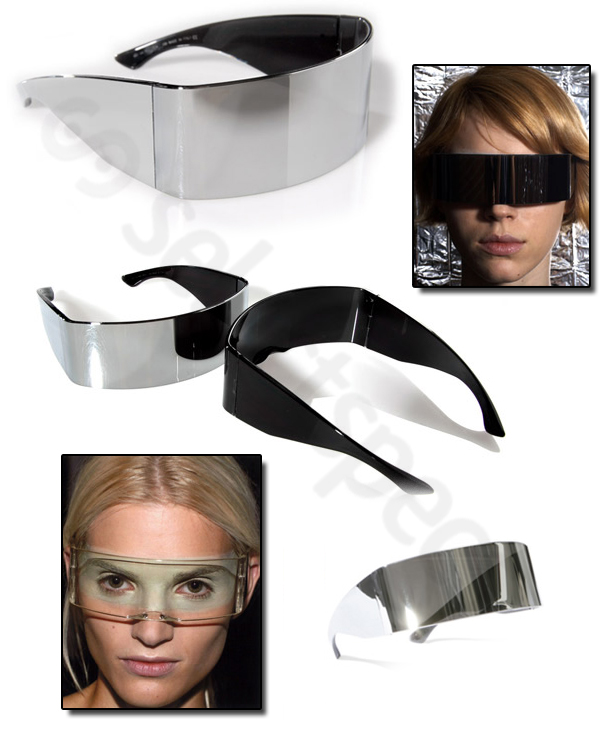 More Crazy Maison Martin Margiela Sunglasses