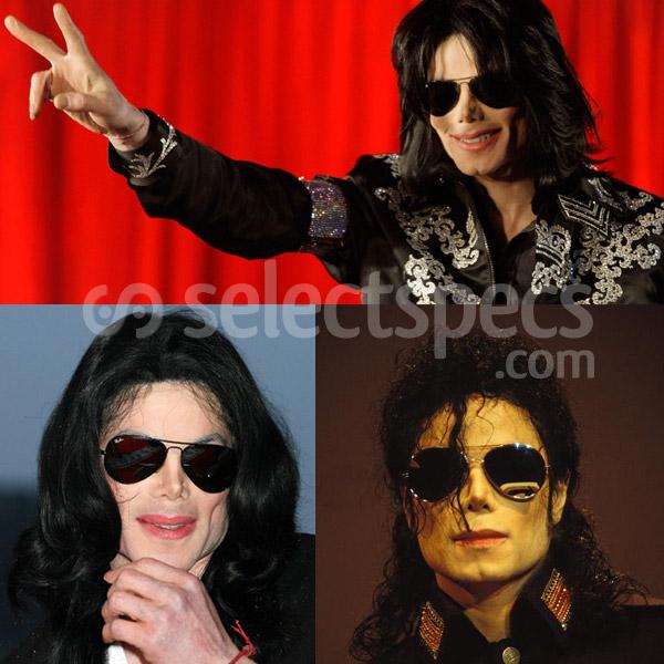 Michael Jackson Aviator