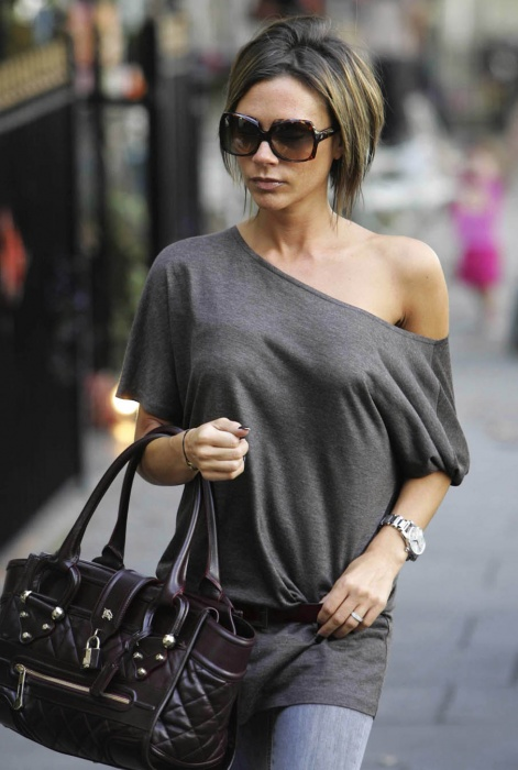victoria beckham without makeup. Mon Inspiration: