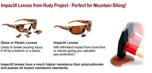 impactx lenses from Rudy Project