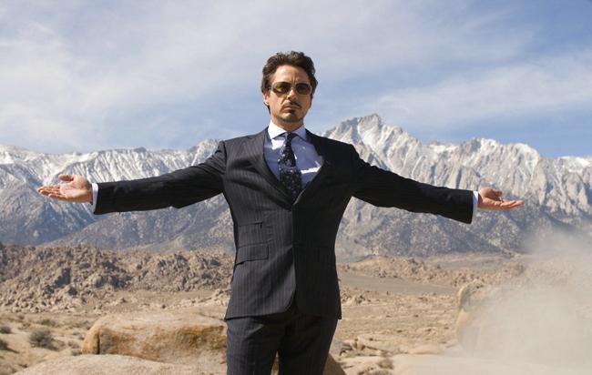 Robert Downey Jr - Ray-ban 3320