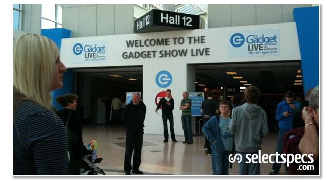 gadget show live 2010