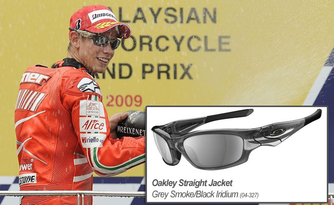 casey stoner wears straight jacket