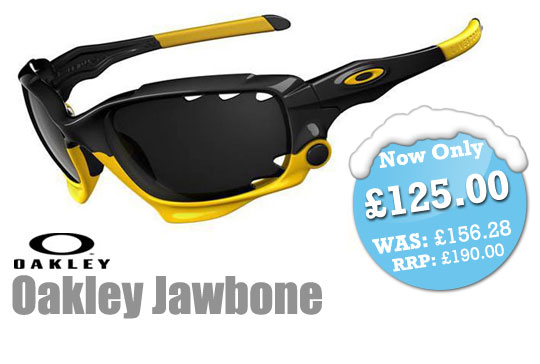 Oakley JAWBONE Deal of the Day