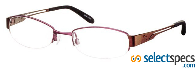 Semi-Rimless Glasses at SelectSpecs