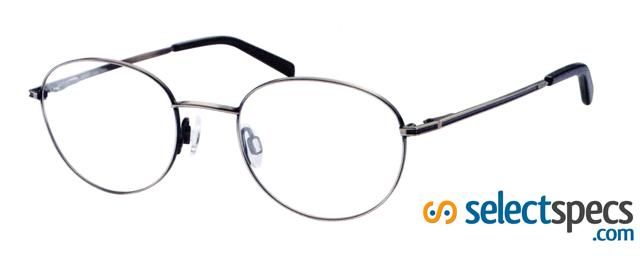 Round Frames for square faces at SelectSpecs