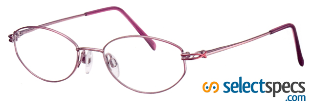 Oval shaped frames