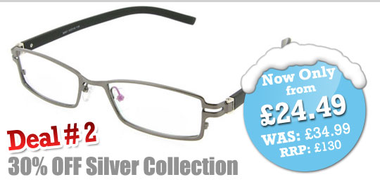 Deal of the Day - SelectSpecs Silver Collection