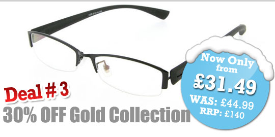 Deal of the Day - 305 Off Gold Collection