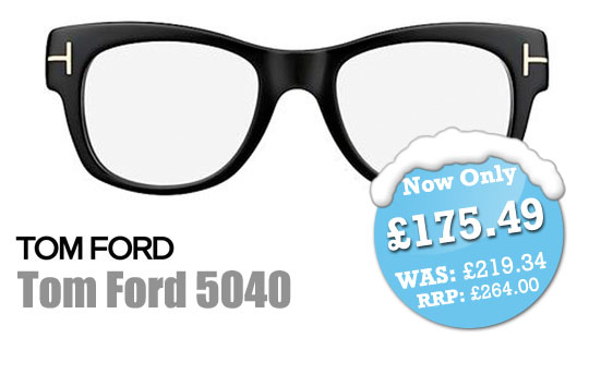 SelectSpecs Deal of the Day - Tom Ford FT5040