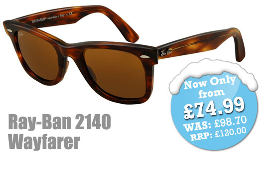 Deal of the Day - Ray-Ban RB2140 Sunglasses