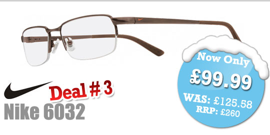 SelectSpecs Deal of the Day - Nike 6032 Glasses