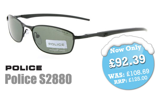 SelectSpecs Deal of the Day - Police S 2880 Sunglasses