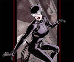 Catwoman in Glasses