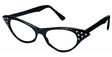 Cat's Eye Glasses