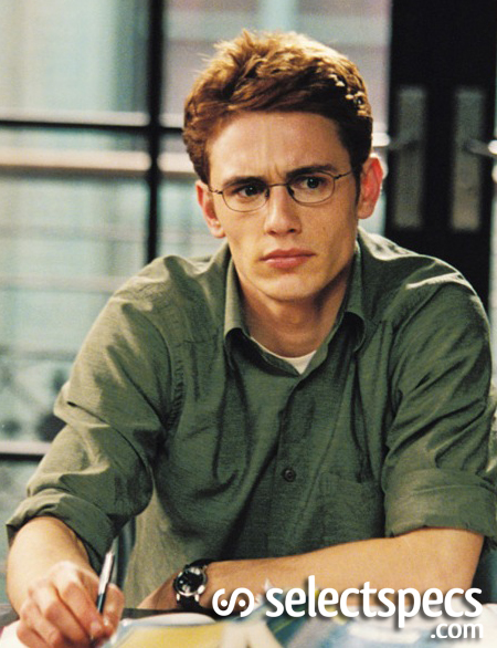 James Franco in Glasses - Green Goblin in Spider-Man