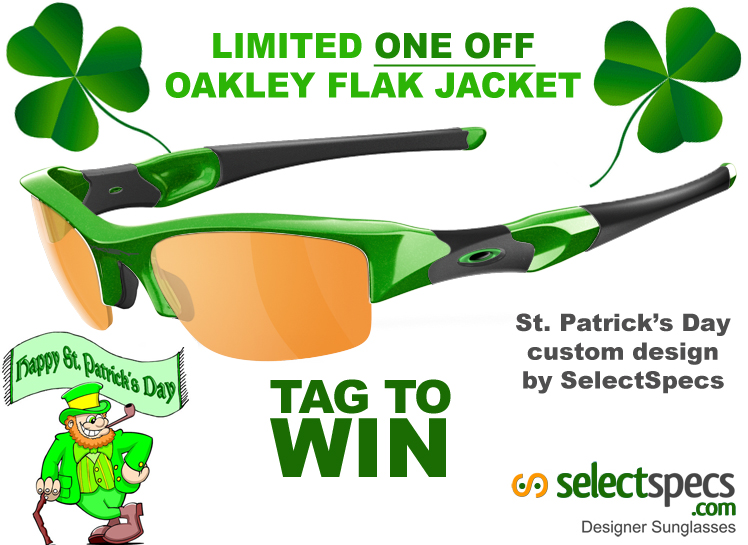 a2854cbed22 SelectSpecs Oakley St Patricks Day Competition