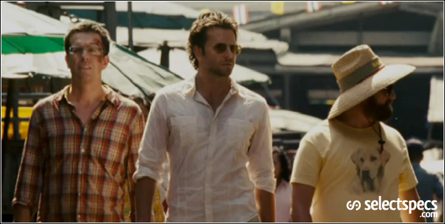 """35421a9428b Sunglasses from """"The Hangover Part 2"""" – SelectSpecs Glasses Blog"""