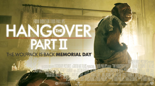 Get The Hangover Part 2 Movie Poster here