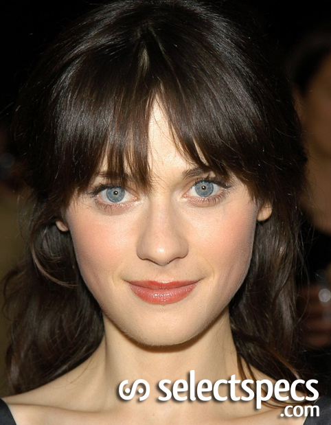 Celebrity-Blue-Eyes (Zooey Deschanel)