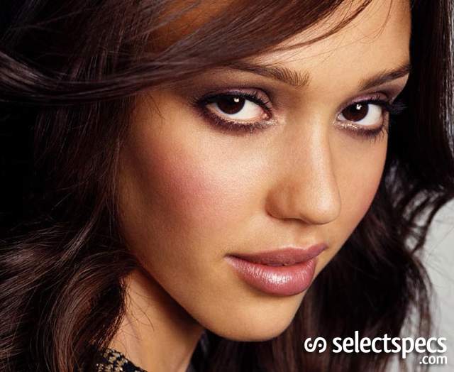 Celebrity-Brown-Eyes (Jessica Alba)