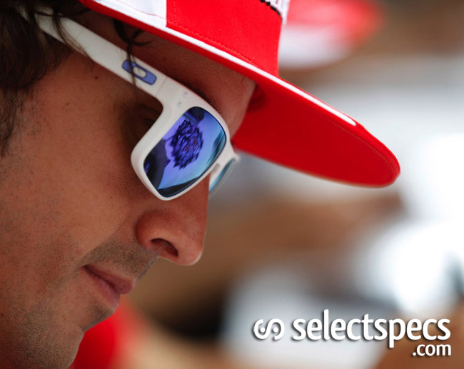 Fernando Alonso Joins Oakley 2