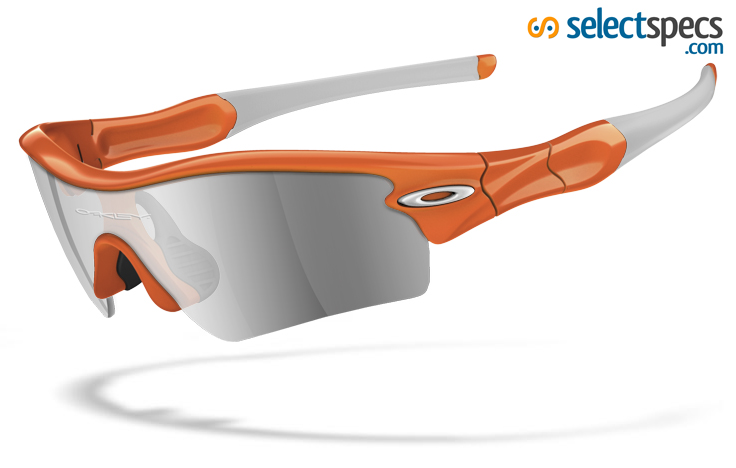 Radar Custom - Orange - Dark Lenses - SelectSpecs