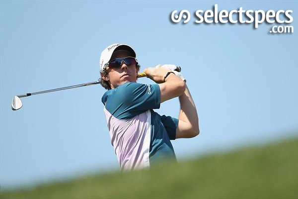 Rory McIlroy - Oakley Sunglasses