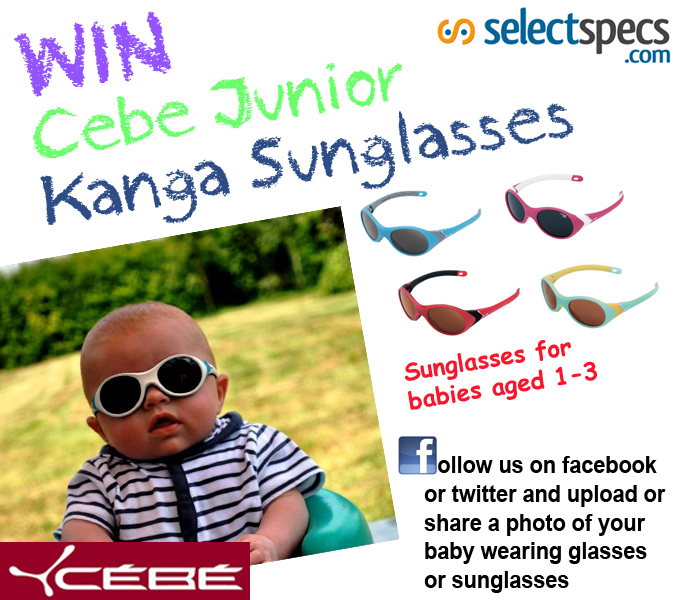 315e7a610b9 Win Cebe Junior Kanga Sunglasses for your baby