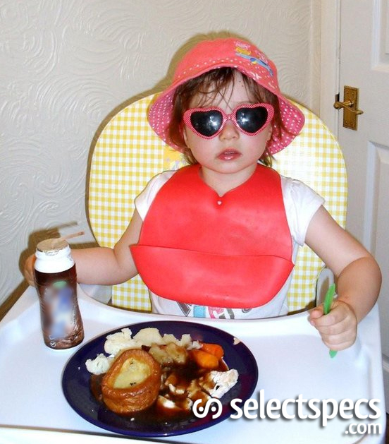Brita-Bevis - Babies in Sunglasses at SelectSpecs
