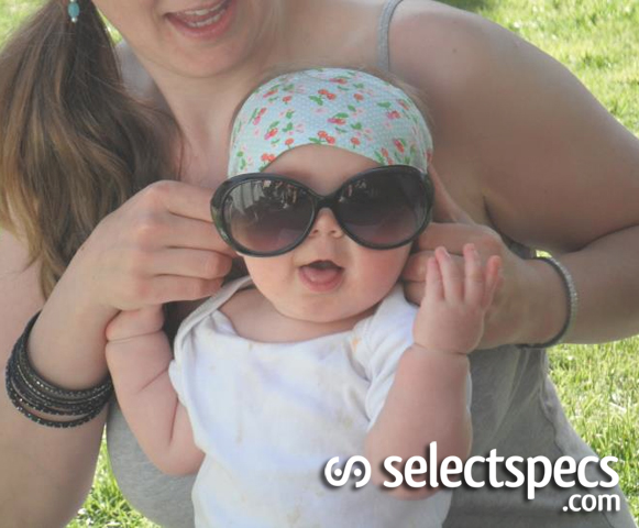 Debbie-Pickett - Babies in Sunglasses at SelectSpecs