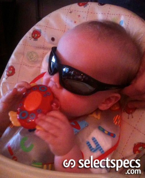 Geri-Gibson - Babies in Glasses at SelectSpecs