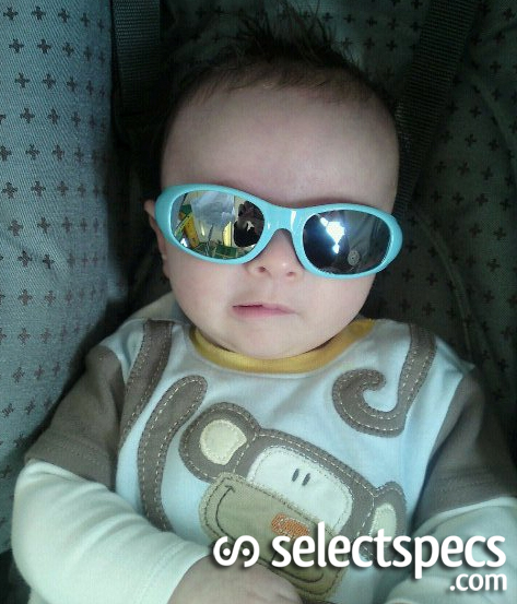 Sarah-Mse-Gilbert - Babies in Sunglasses at SelectSpecs