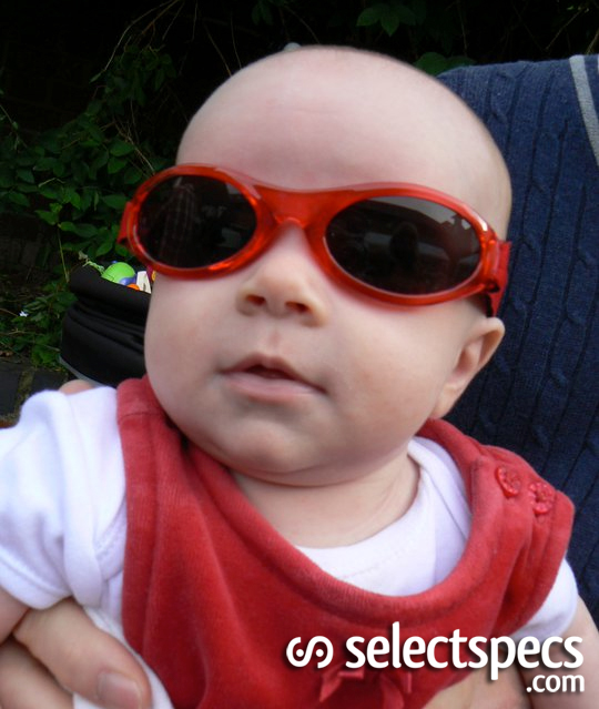 Stephanie-Barklam - Babies in Sunglasses at SelectSpecs